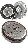 DUAL MASS FLYWHEEL DMF & CLUTCH KIT: PEUGEOT EXPERT TEPEE 2.0 HDI 120 / 140